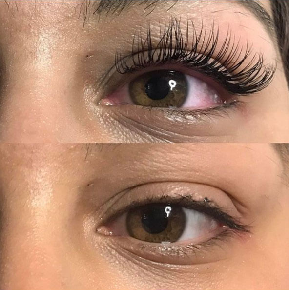 natural eyelash extensions fremont ca
