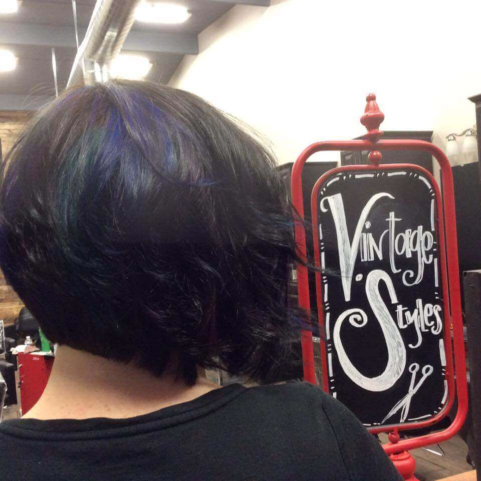 Haircuts And Barber Shop Services Vintage Styles Salon