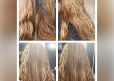 Womens hair styling in the bay area