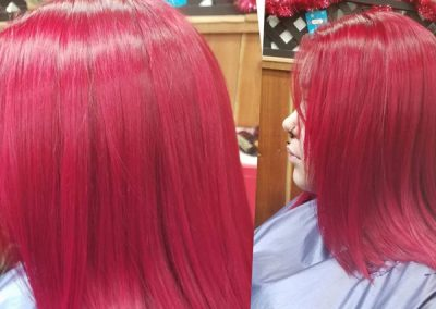 fremont hair salon red hair coloring
